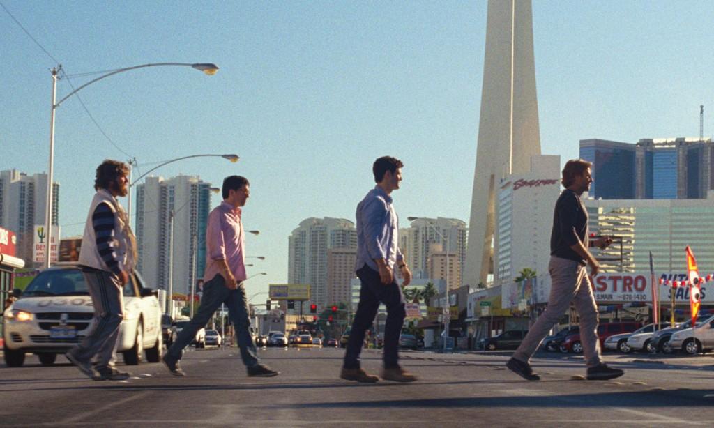 Hangover Abbey Road